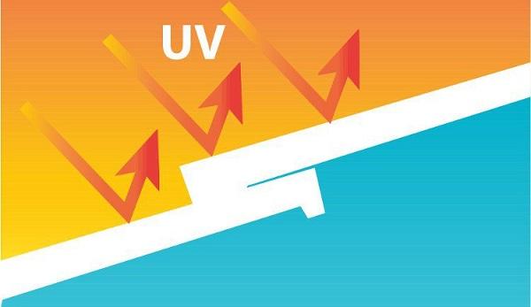 Tia UV cũng là một trong số những nguyên nhân khiến làn da bị tổn thương