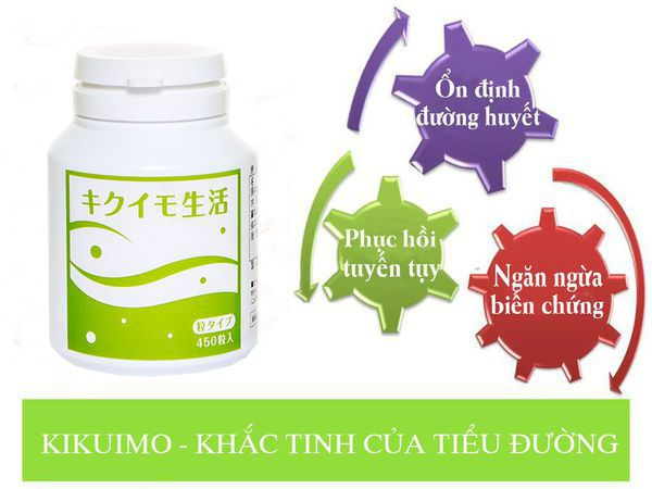 Công dụng thuốc chữa bệnh tiểu đường của Nhật Bản