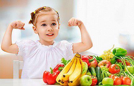 Thực phẩm giúp trẻ tăng chiều cao