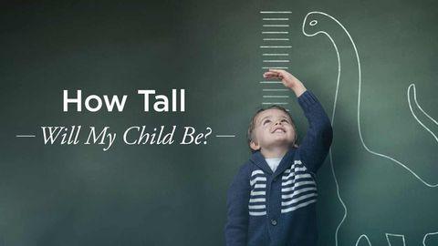 Chiều cao của trẻ bị ảnh hưởng do đâu?