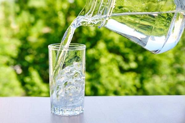 Bổ sung nước theo nhu cầu của cơ thể
