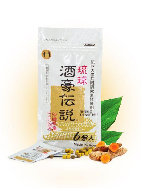 Thực phẩm chức năng giải rượu Shugo Densetsu không làm tổn hại sức khỏe của bạn