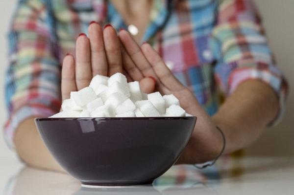 Giảm lượng đường tiêu thụ