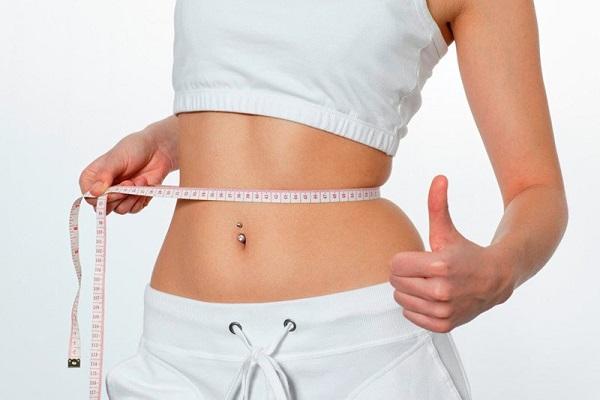 Giảm lượng mỡ của cơ thể