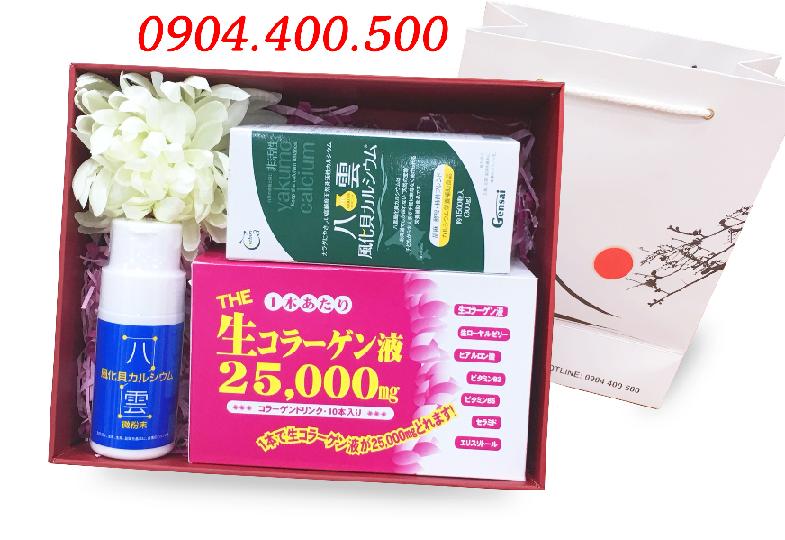 Quà biếu tết: Gợi ý các món quà sức khỏe đến từ Nhật Bản
