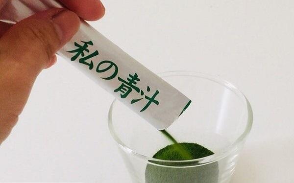 Bột rau xanh Yakult của Nhật - sản phẩm được săn lùng 2019