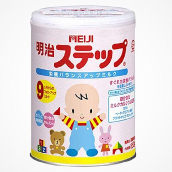 Top 7 loại sữa cho bé 2 tuổi đạt điểm 10 chất lượng