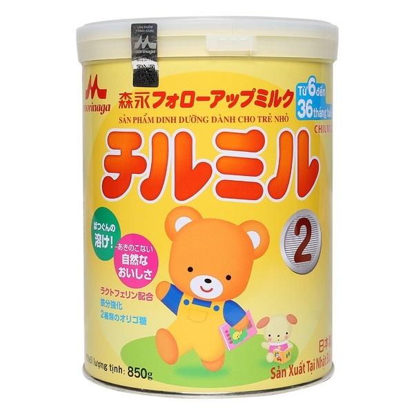Top 5 loại sữa phát triển chiều cao của Nhật được ưa chuộng