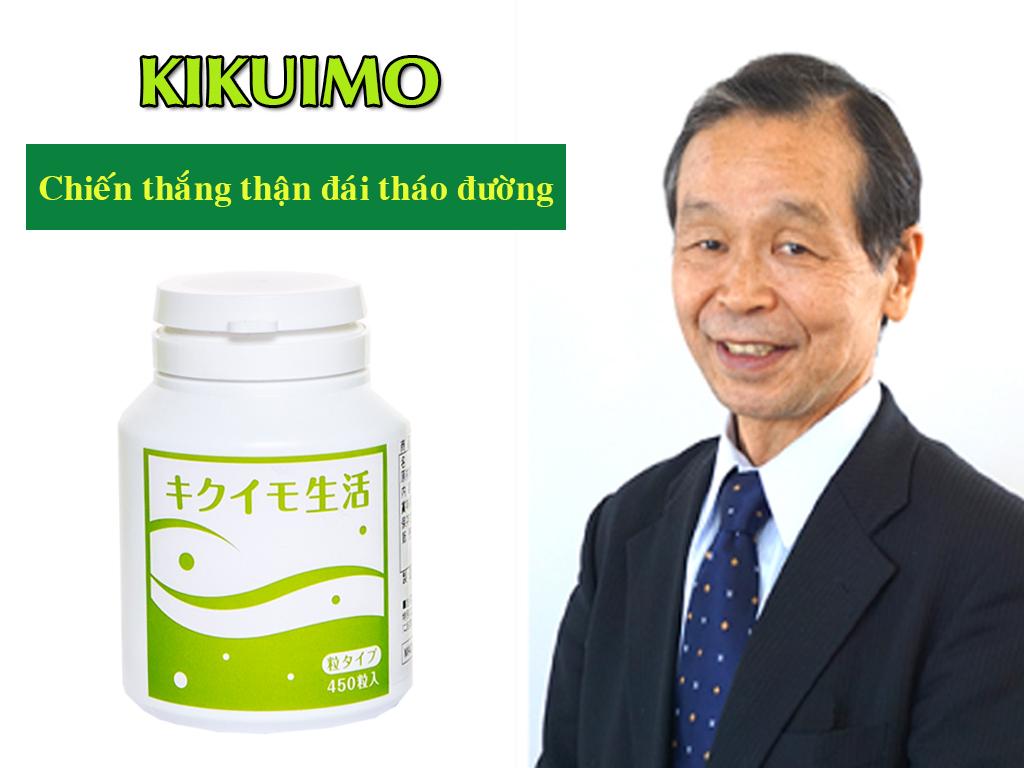 Đái tháo đường và bệnh thận mãn tính sẽ bị đẩy lùi nhờ Kikuimo