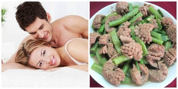 TOP 4 Món ăn giúp tăng cường sinh lực cho nam giới