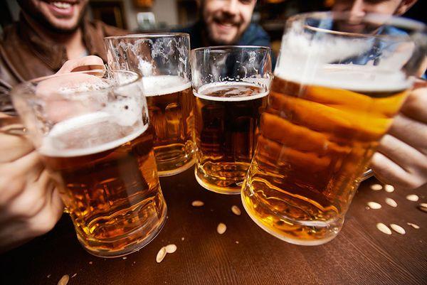 Điều gì sẽ xảy ra nếu chúng ta say rượu