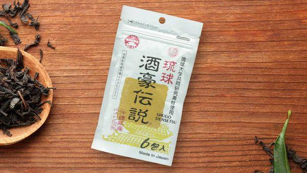 Cách giải rượu đúng cách ngày tết   Viên giải rượu Shugo Densetsu