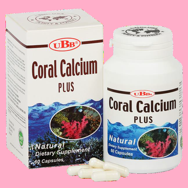 Canxi từ San hô Coral Calcium Plus