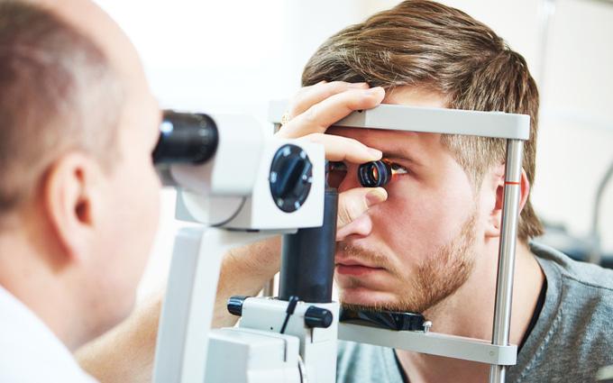 Chẩn đoán đục thủy tinh thể do tiểu đường