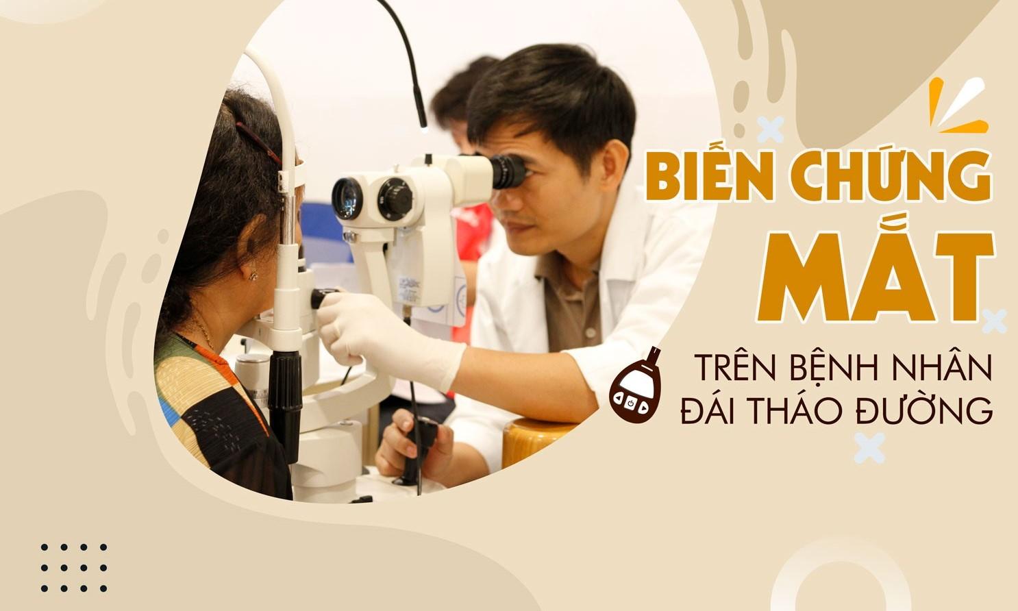 Phòng ngừa biến chứng ở mắt khi bị tiểu đường