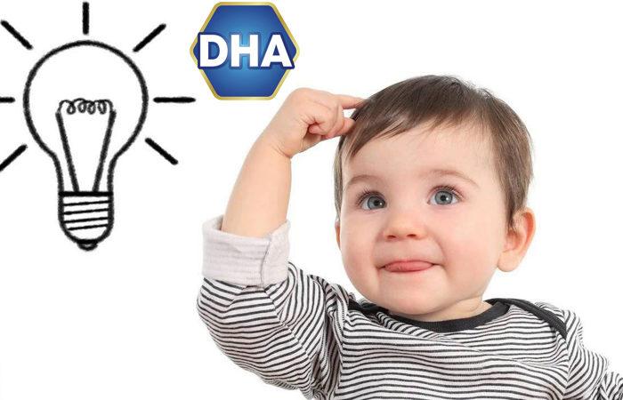 Liều lượng DHA theo độ từng độ tuổi