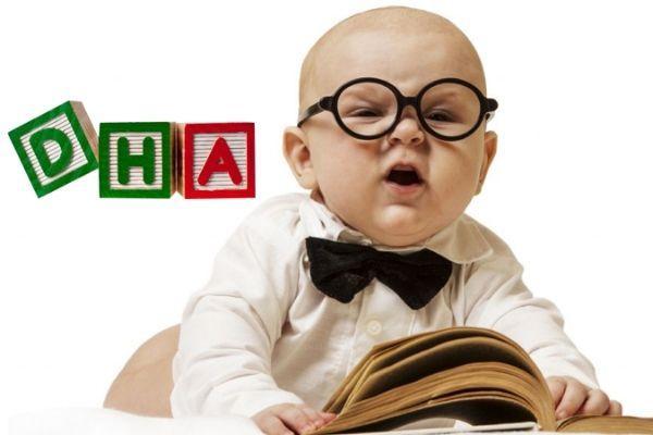 DHA có tác dụng gì cho trẻ?