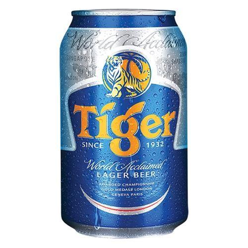 Nồng độ cồn của bia Tiger
