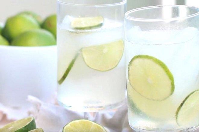 Giải rượu bằng nước chanh muối